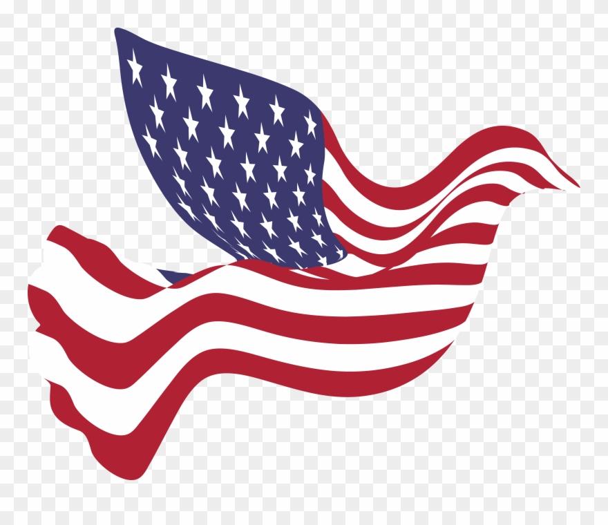 American Flag Clip Art Images Free Download Ud83e Udd37