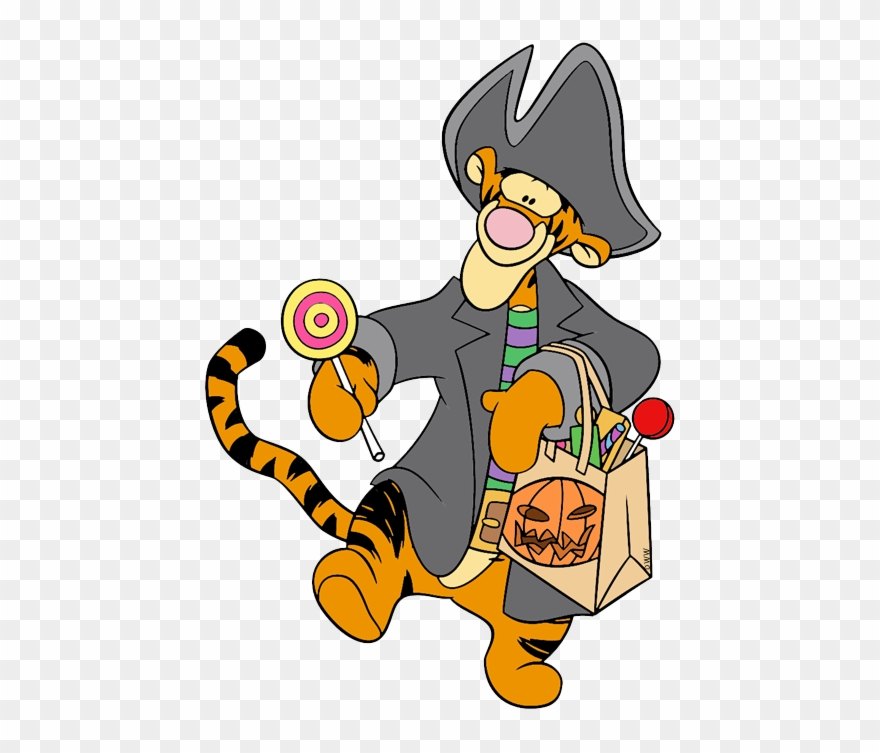 Trick - Clipart - Halloween Trick Or Treaters Clipart , Free Transparent  Clipart - ClipartKey