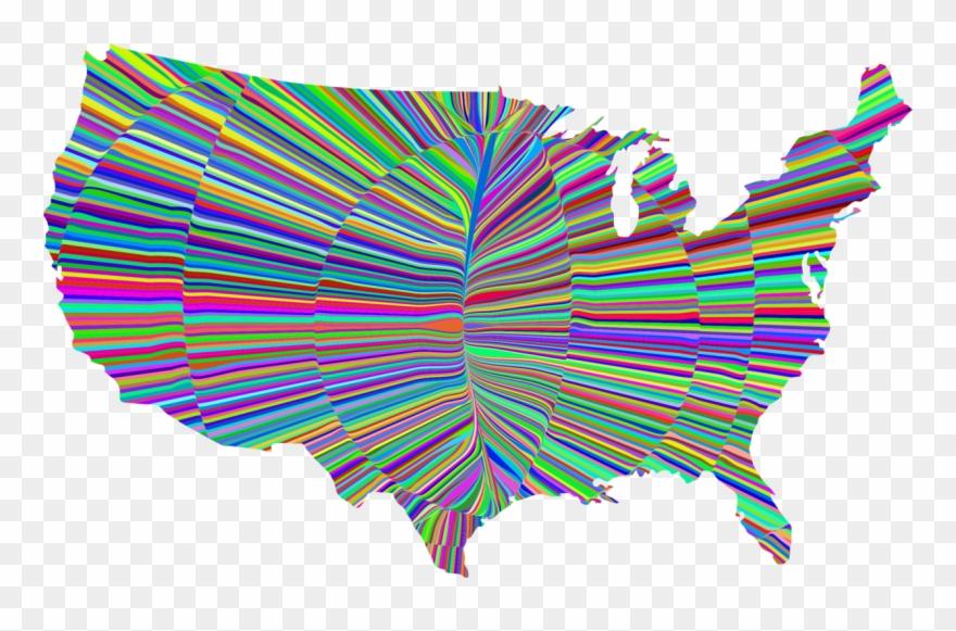 Flag Of The United States Map Military Base Fotolia - 1 Million ...