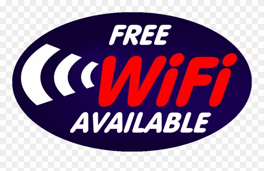 Wifi Logo Clipart Best Free Wifi Available Sign Png Download 1501241 Pinclipart