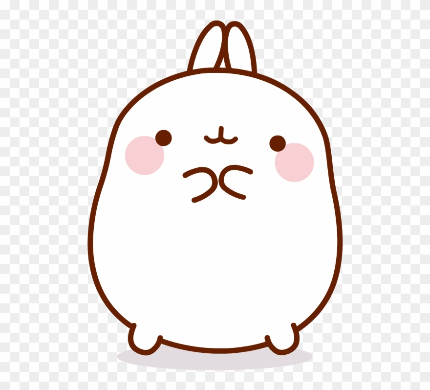 Via Giphy Love Stickers, Molang, Valentine Day Love