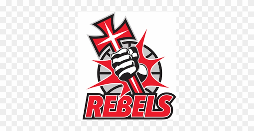 Free Rebel Basketball Cliparts, Download Free Clip - Unlv Rebels - Png  Download (#5460401) - PinClipart
