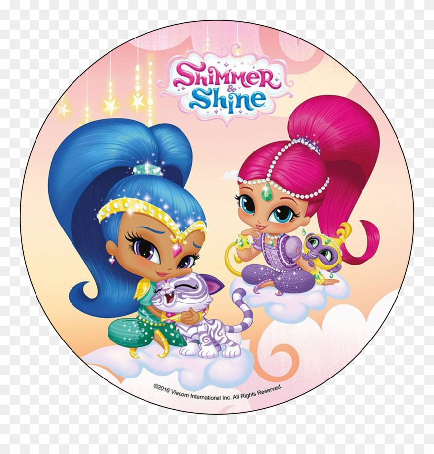 Shimmer Shine Shimmer And Shine Printable Clipart 1525252