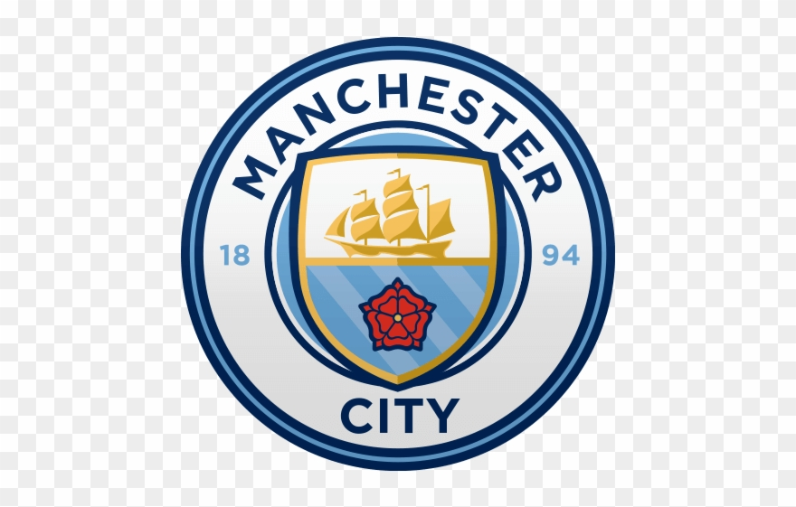 b044d910bba Manchester City - Logo Dream League Soccer 2019 Clipart ( 1525449 ...