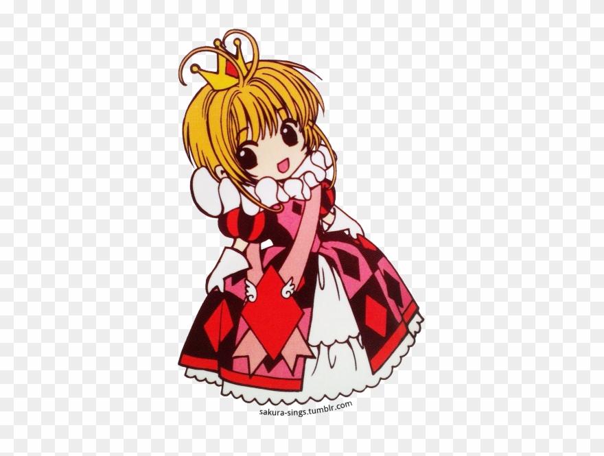 Sakura Sings Sticker Anime Sakura Card Captor Png Clipart
