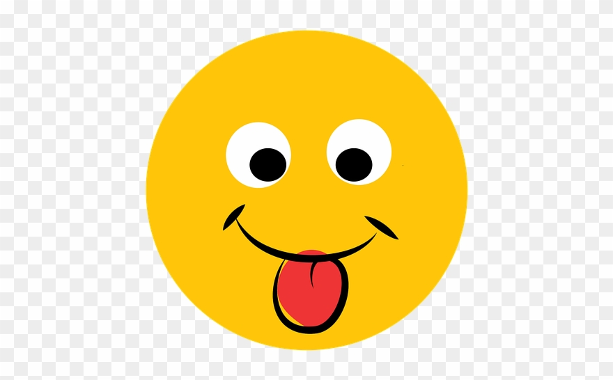 Sleepy Smiley Face Emoticon 9, Buy Clip Art - Emoji Senyum - Png