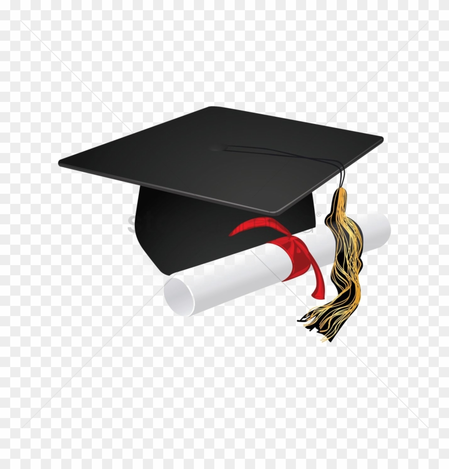 Graduation cap high resolution. Icon transparent download and