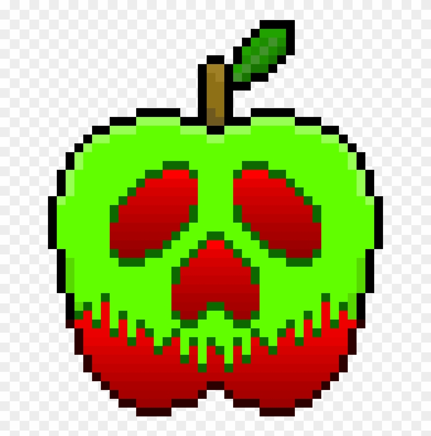 Poisoned Apple Game Theory Logo Png Clipart 1542856