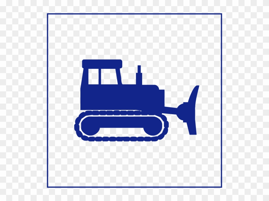 Construction Machinery - Construction Machinery Icon Clipart