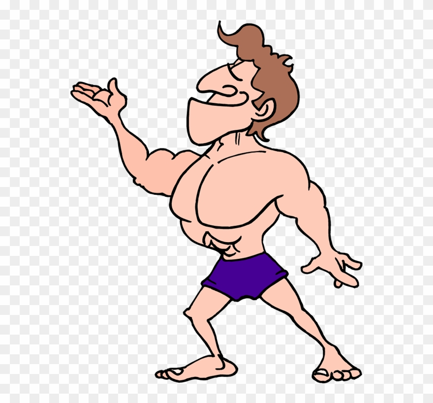 Cartoon Body Clip Art