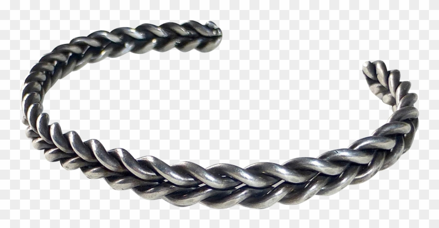 Silver Twisted Cable Bracelet James Avery Twisted Wire Cuff Bracelet Clipart 1546820 Pinclipart