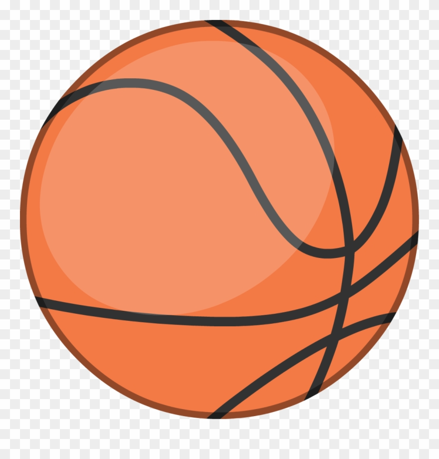 New Basketball Idfb Body - Bfb Intro Basketball Clipart