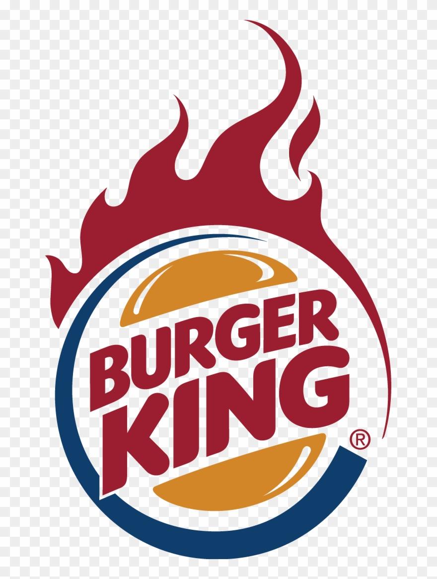 Pin Burger Clipart Burger King - Mcdonalds Burger King And Taco Bell - Png Download