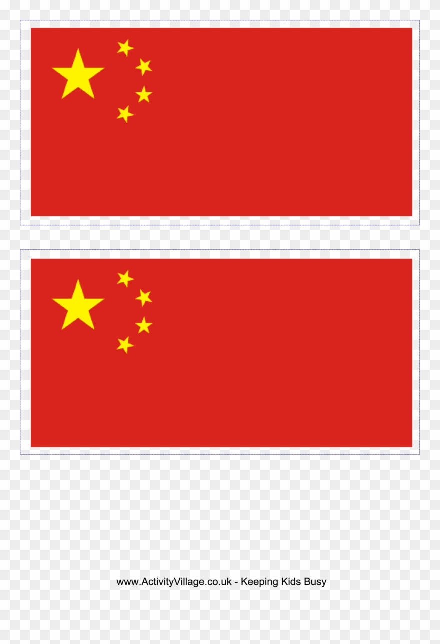 image relating to Chinese Flag Printable named Peculiar China Flag Printable Totally free Templates Pinterest - China