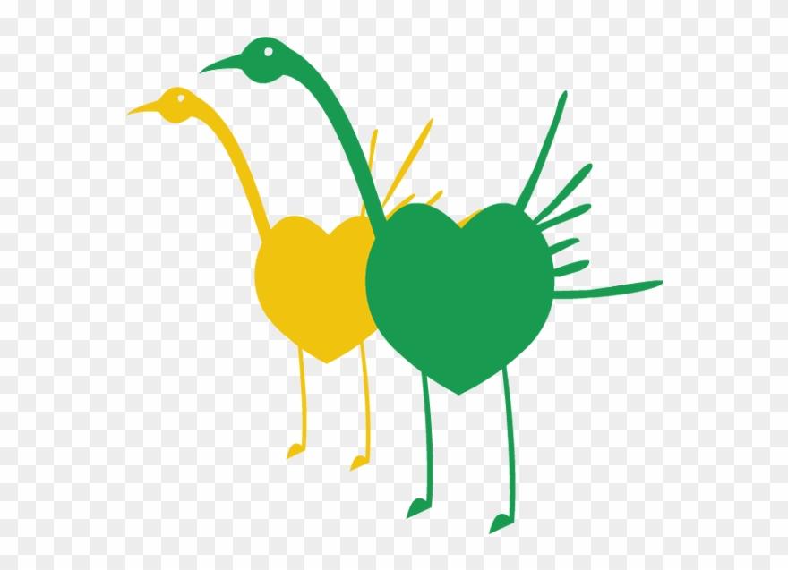 Clip Art Love Birds Symbol Symbolic Feelings - Clip Art
