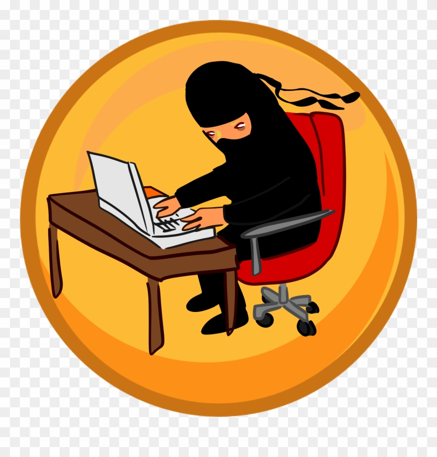 Real And Simple Solutions - Ninja Learning Clipart (#1555027