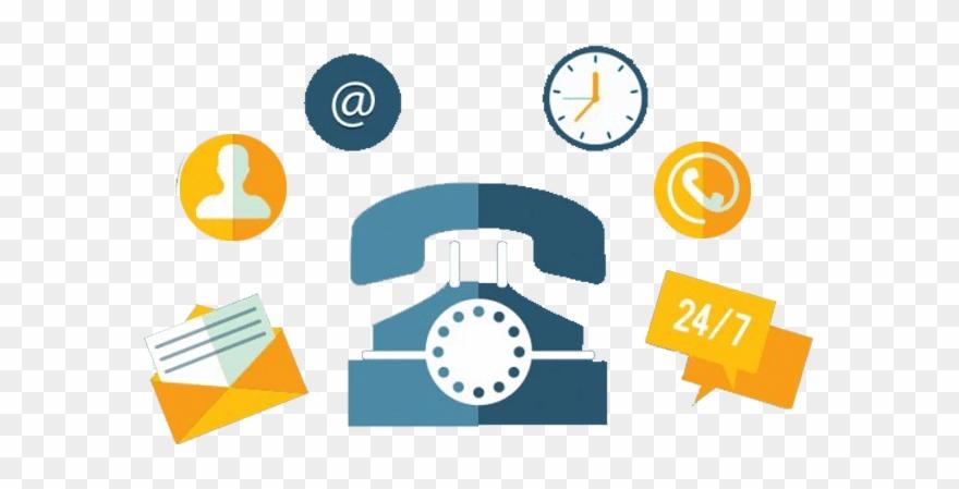 Contact - Hubungi Kami Clipart (#1565251) - PinClipart