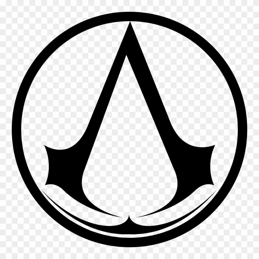 How Assassin S Creed Unity Navigates The French Revolution S Assassins Creed Logo Png Clipart 1565457 Pinclipart