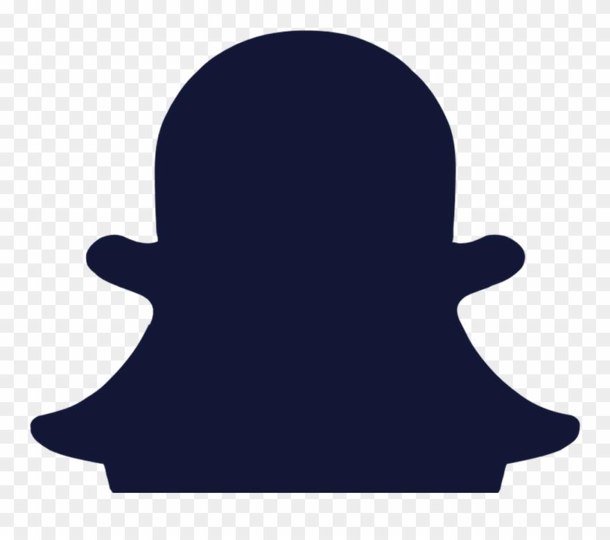 Official Spurs Website Tottenham Hotspur Snapchat Black Logo Clipart 1566385 Pinclipart