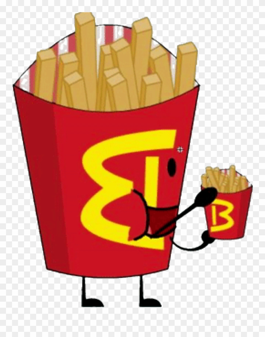 French Fries Fast Food Restaurant Mcdonald Bfdi Fries