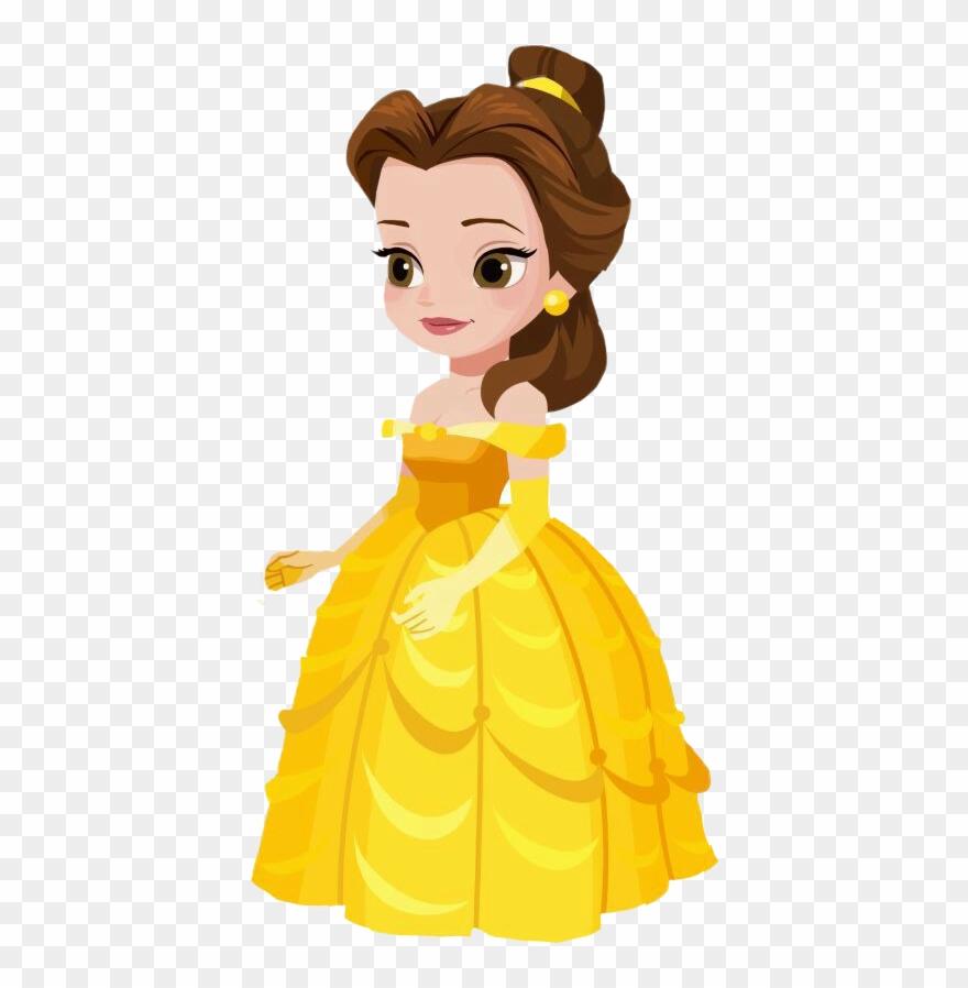 Princess Belle Png