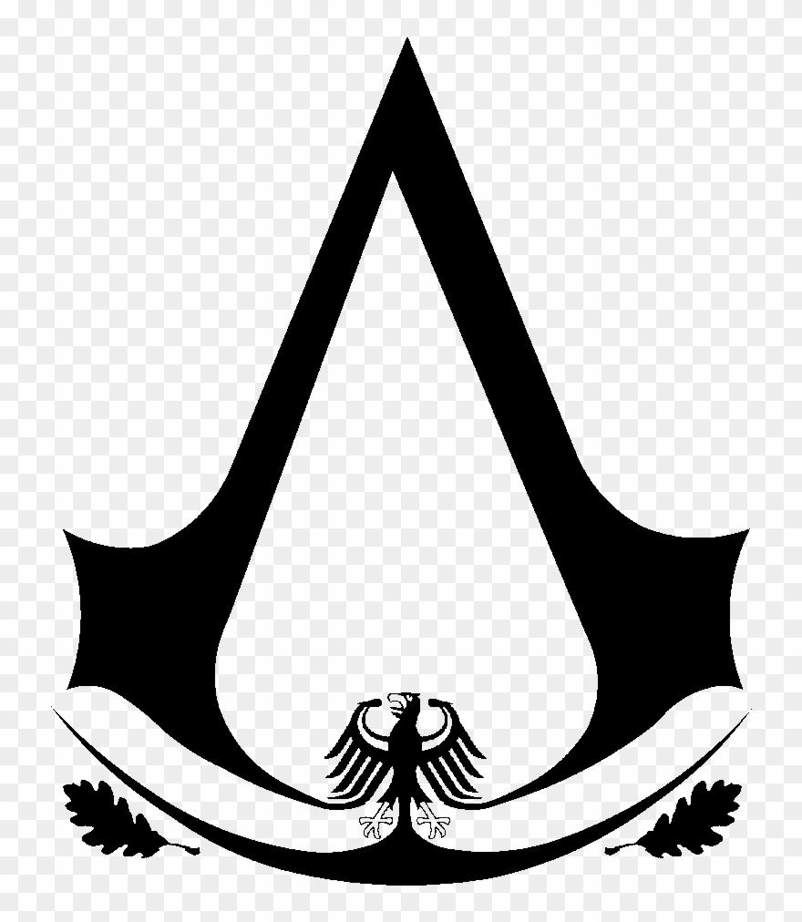 Testass Assassin S Creed Logo Jpg Clipart 1585318 Pinclipart