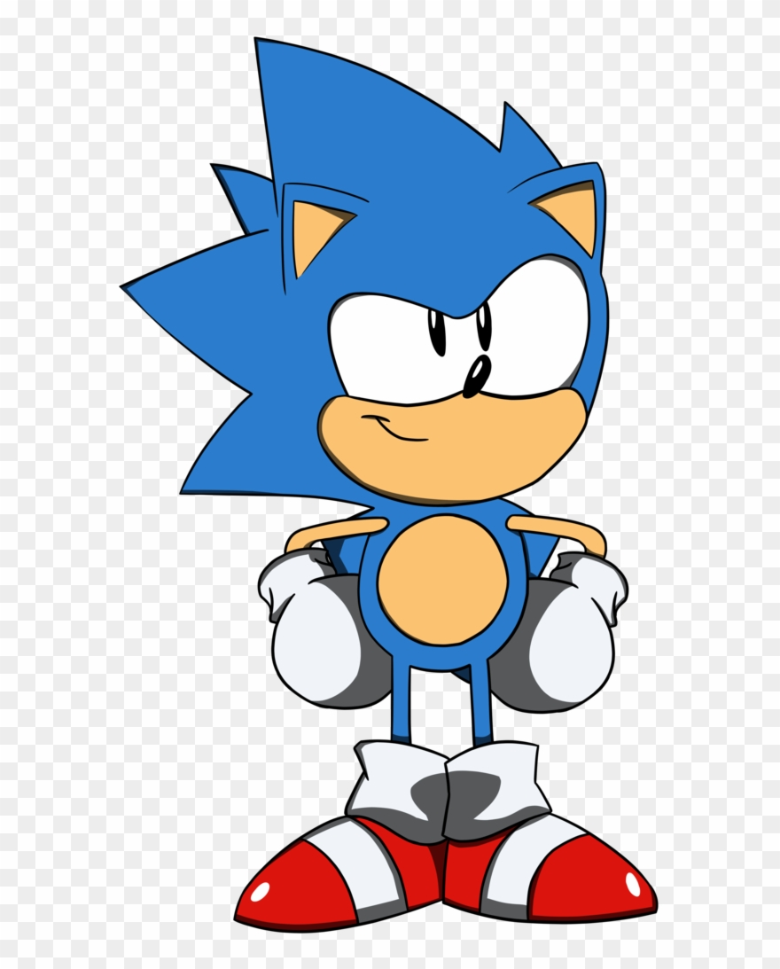 View Samegoogleiqdbsaucenao Classic Sonic By Ikke471 Dbkamex