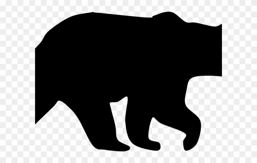 Bear growling. Grizzly clipart png download