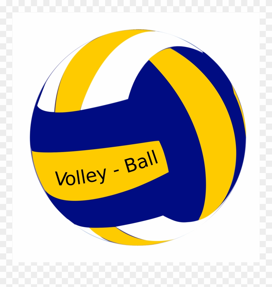 Colors Clipart Volleyball Volleyball Ball Icon Png Transparent Png 1597554 Pinclipart