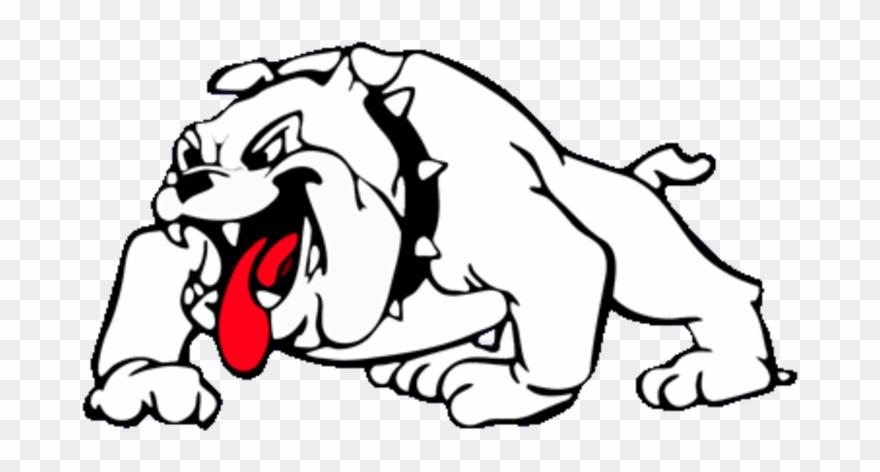 Drawn Bulldog Central High School Bulldog Head Clipart 1599240