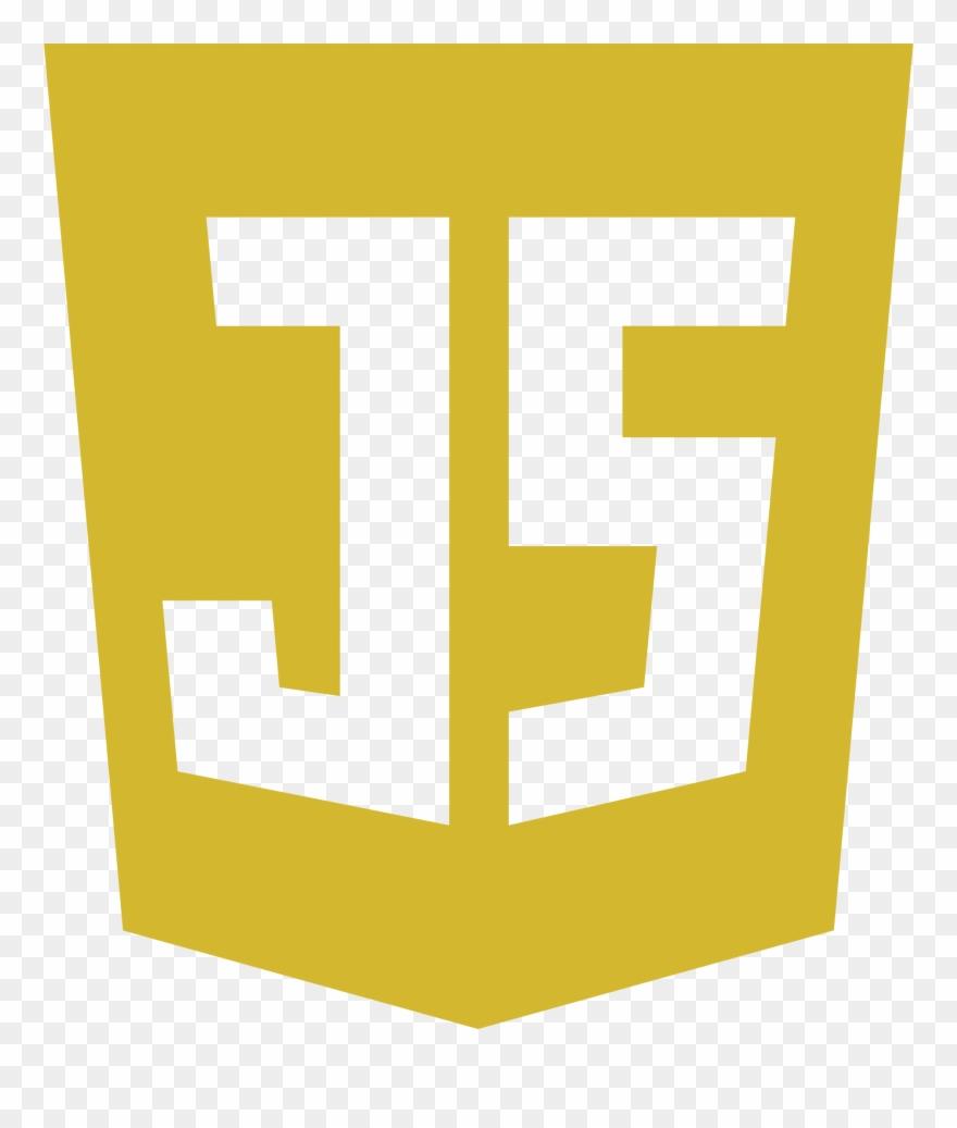 Javascript Logo Number Angularjs Node - Javascript Logo Png Clipart