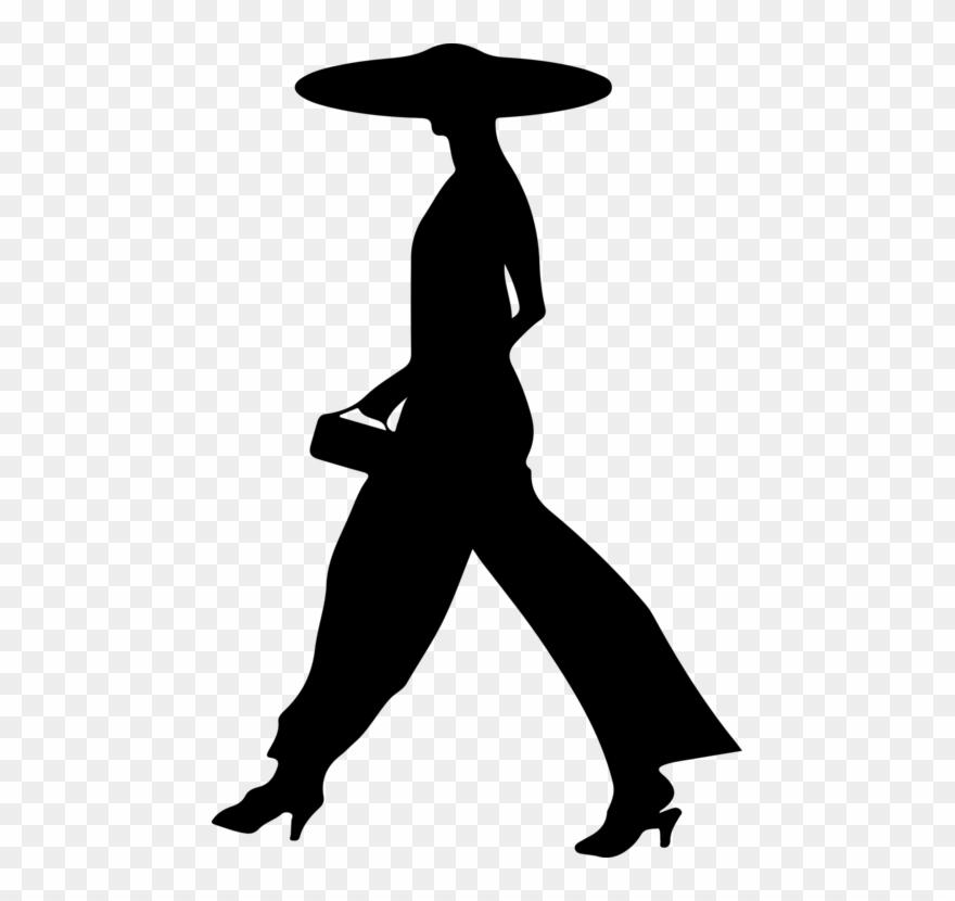 Public Domain Clip Art Image Illustration Of A Female Woman Clipart  Silhouette Image Provided - EpiCentro Festival