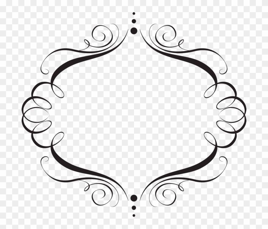 Black And White Frame Elegant Wedding Anniversary Invitation