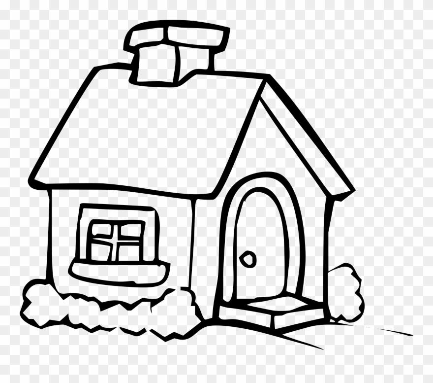 Hut Clipart Big House