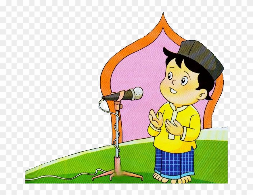 Anak Kecil Adzan Clipart Salah Adhan Islam Lomba Adzan Anak Png Download Full Size Clipart 167527 Pinclipart