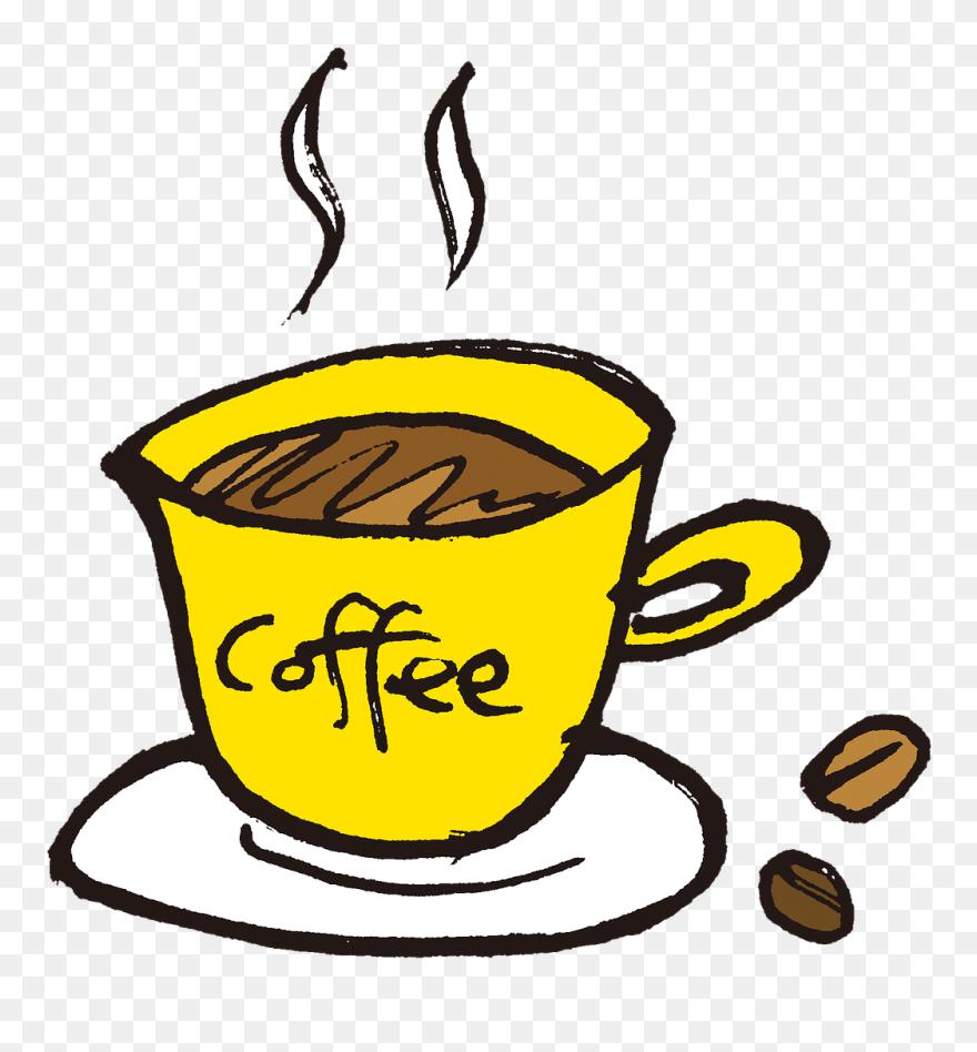Cartoon Coffee Cliparts 9, Buy Clip Art - Maxim Original ...
