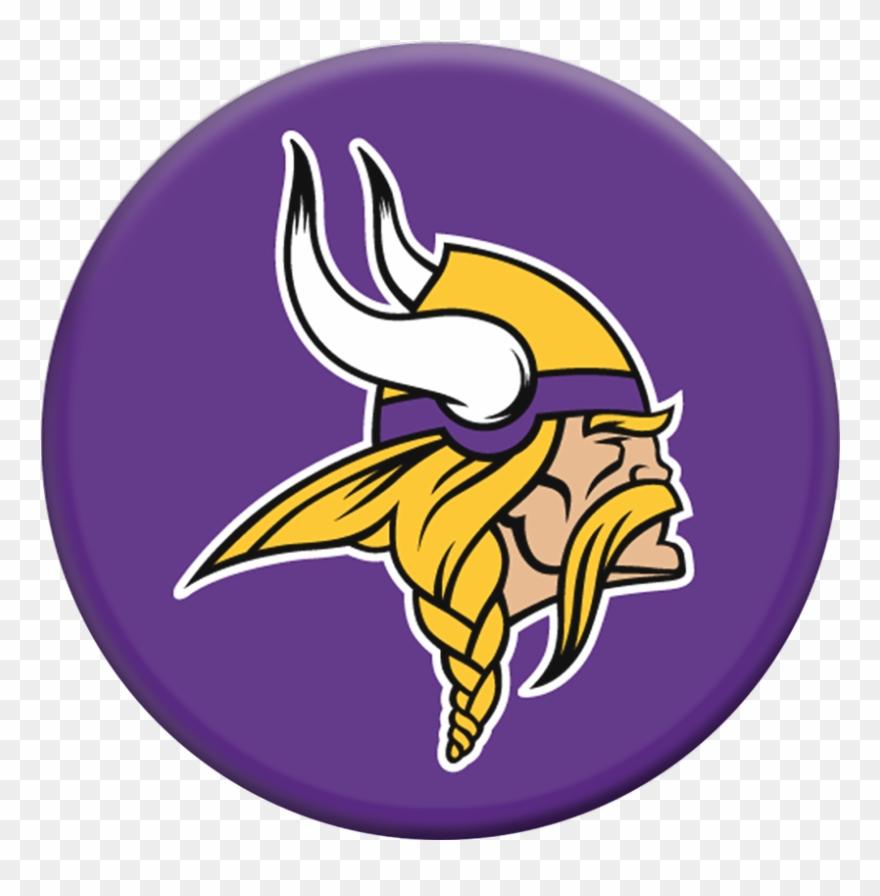 photograph relating to Minnesota Vikings Printable Schedule named Nfl Minnesota Popsockets Grip - Minnesota Vikings Emblem