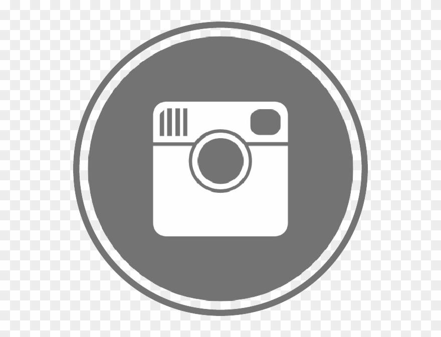 Pinterest Icon K Instagram Bw Instagram Icon White Png