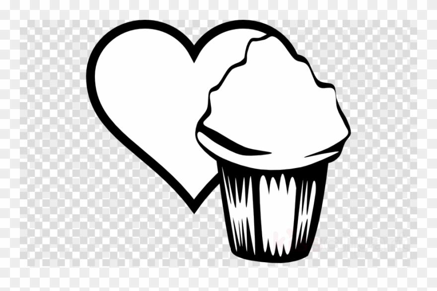 Corazones Cupcakes Para Colorear Clipart Cupcake American Emotes