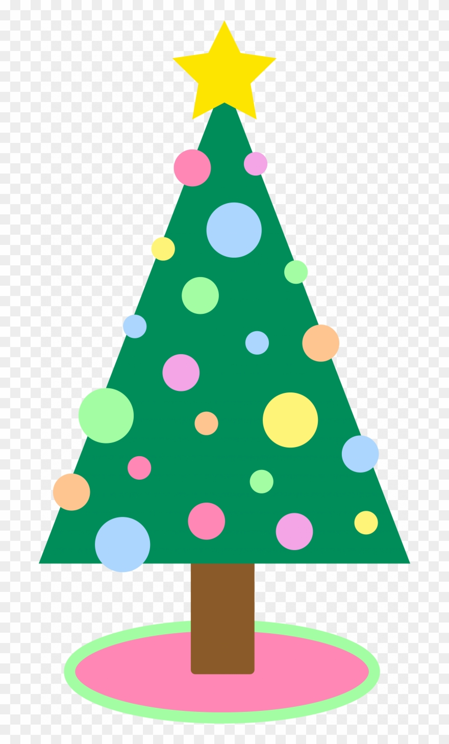 clipartchristmas medium size of christmas tree cute christmas tree cartoon png download 1615838 pinclipart cute christmas tree cartoon