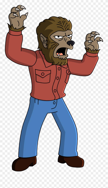 Werewolf. Howl hill clipart pinclipart