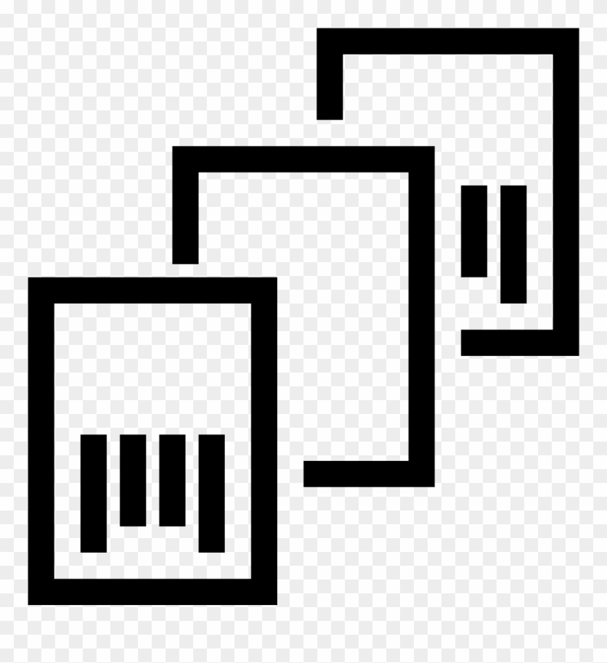 Barcode postal. Separate using a bar