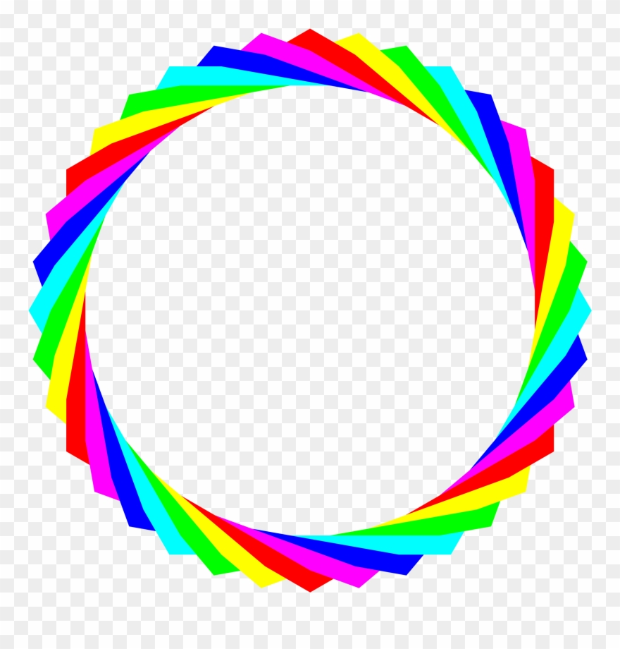 All Photo Png Clipart Rainbow Circle No Background Transparent Png 1630472 Pinclipart