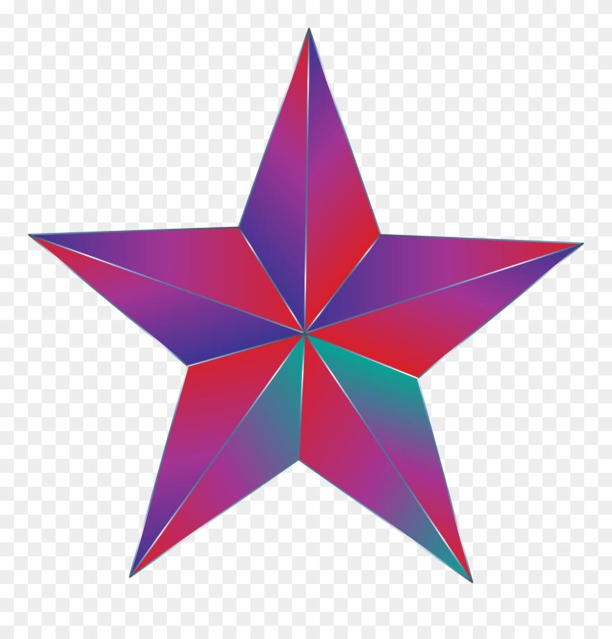 Computer Icons Illustrator Encapsulated Postscript - Orange Star Icon Clipart