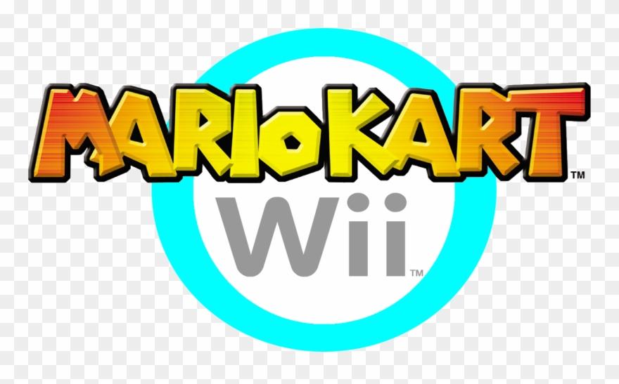 Image Hammerbro101 Mario Kart Wii Logo Png Mario Kart