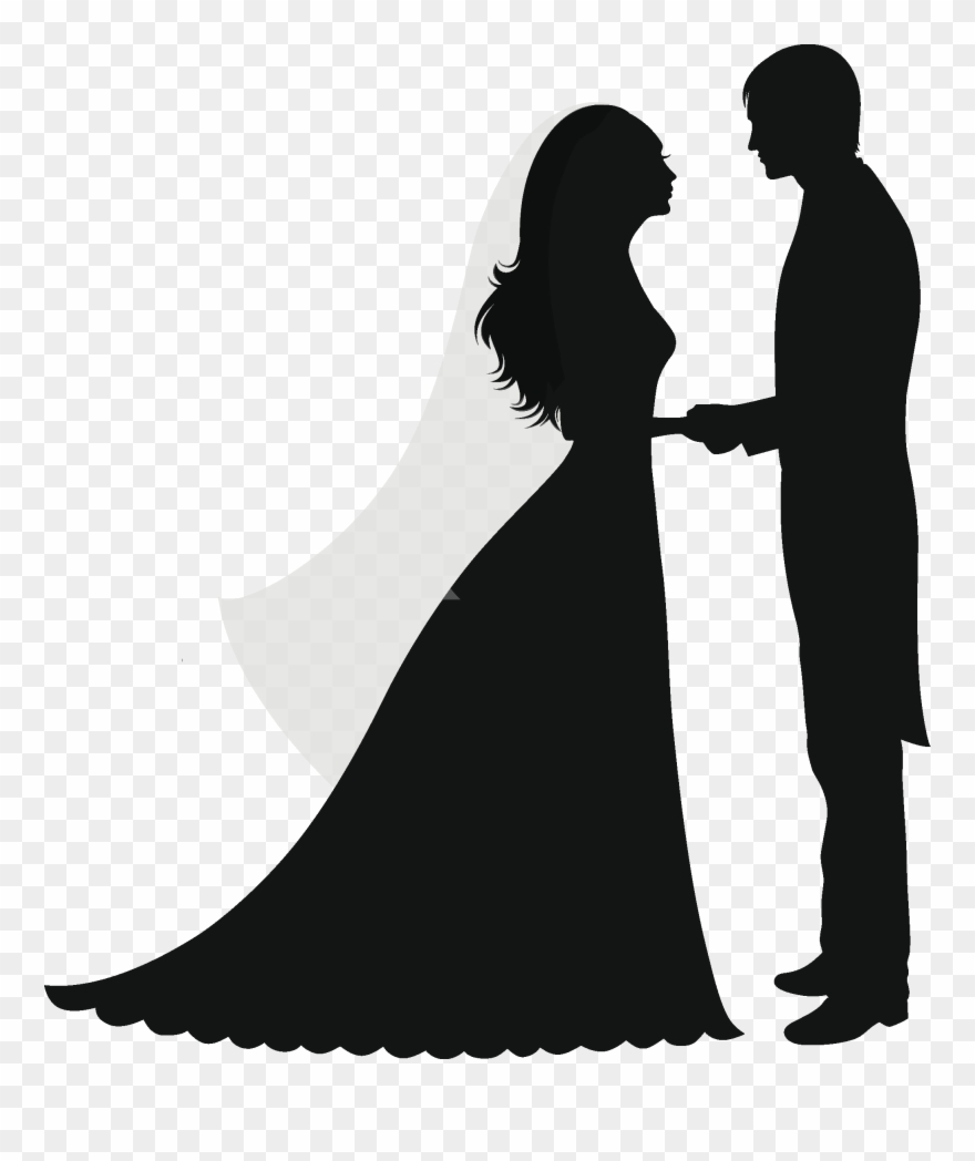 Wedding silhouette. You might also like