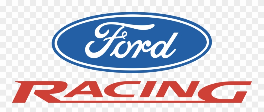 Racing Clipart Ford - Ford Performance Logo Png Transparent