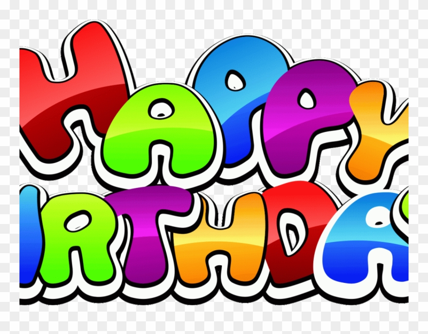 Birthday Clipart Free Animated - Happy Birthday Boy Png ...