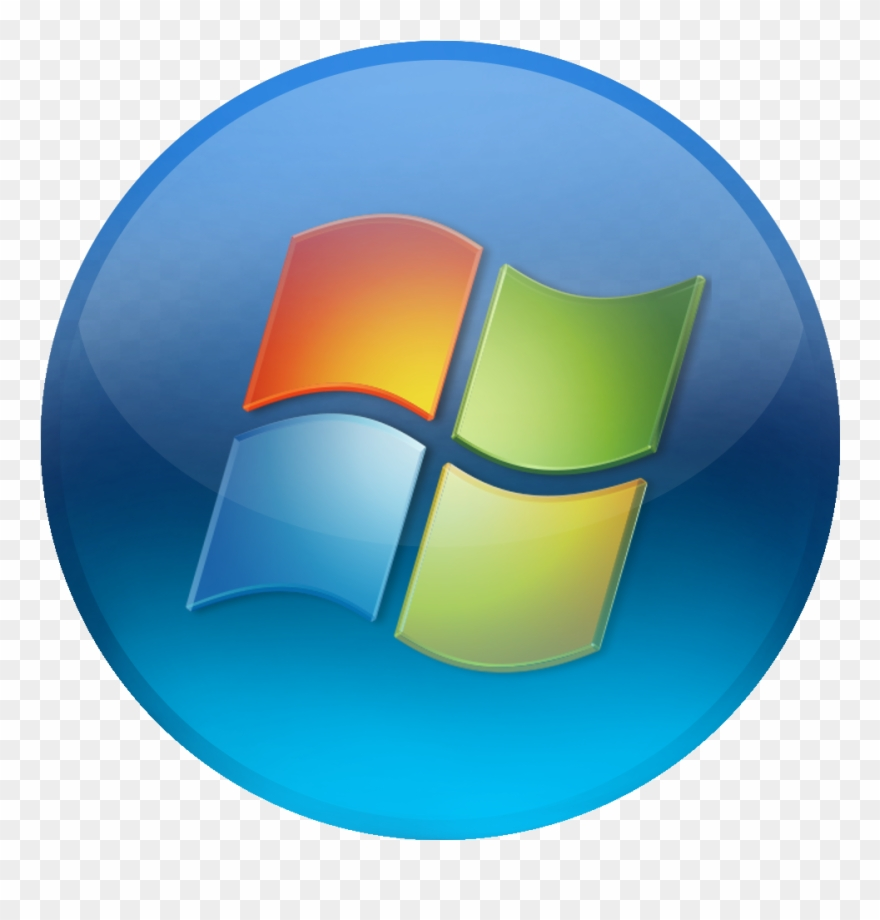 Custom Themes, Icons And Start Buttons - Windows Vista Logo