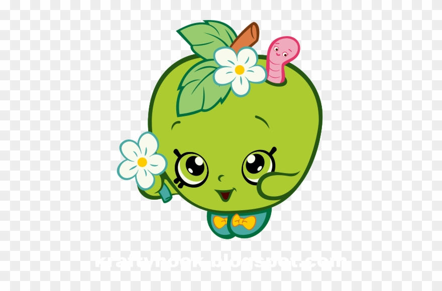 Shopkins apple blossom. Appleblossom